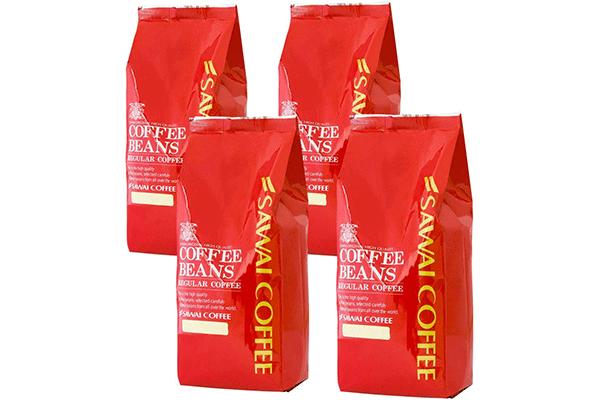 2位.澤井珈琲のコーヒー豆2種類セット