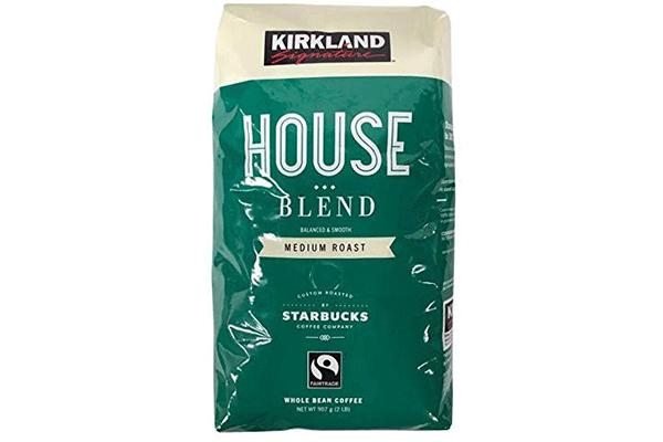 3位.KIRKLAND (カークランド)シグネチャースターバックスローストハウスブレンドコーヒー