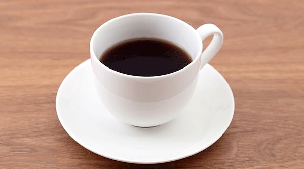 コーヒー100mlに含まれる栄養成分