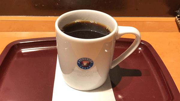 ドリップコーヒー(305円~)